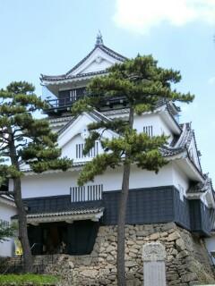 岡崎城写真