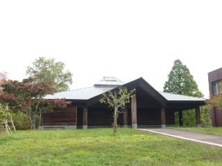 緑の情報館写真