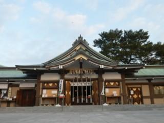 亀山八幡宮本殿写真