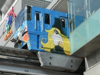 北九州モノレール・銀河鉄道999車両