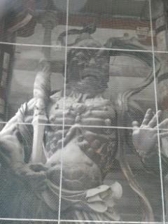 東大寺金剛力士像写真