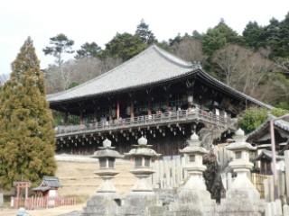 東大寺二月堂写真