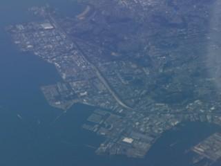 横浜市金沢区沿岸写真