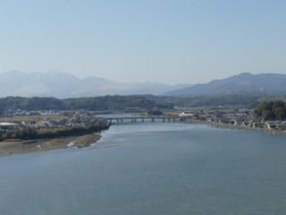 八坂川写真