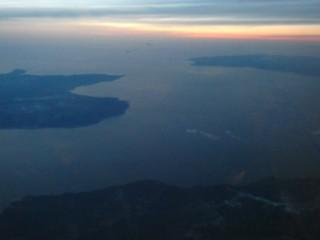 津軽半島、下北半島、松前半島写真