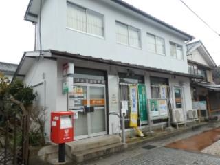大津本堅田郵便局局舎写真