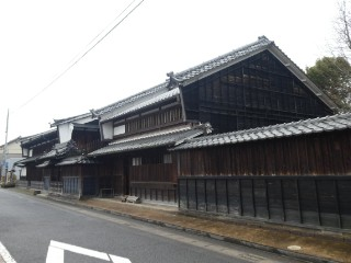 旧太田宿脇本陣林家住宅写真