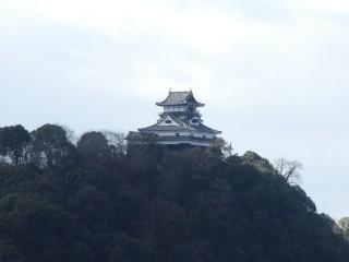 犬山城写真