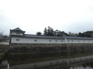 彦根城二の丸佐和口多聞櫓写真