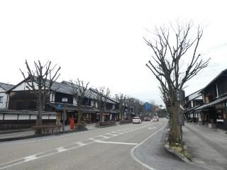 夢京橋キャッスルロード写真