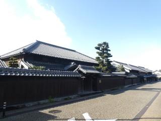 中山道鵜沼宿・坂井家住宅写真