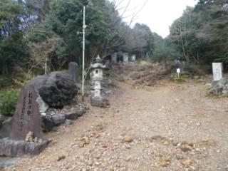 大宮浅間神社参道写真
