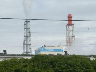 日本製紙白老事業所写真