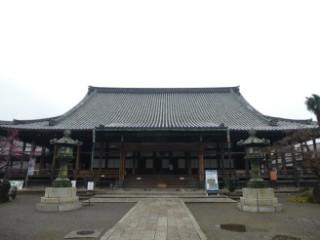 大通寺本堂写真