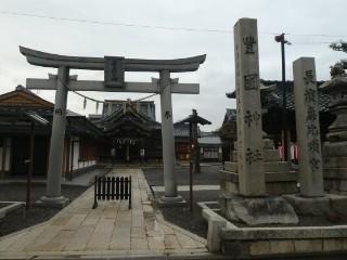 豊国神社写真