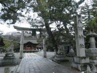長浜八幡宮写真