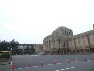 聖徳記念絵画館写真