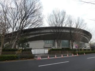 東京体育館写真