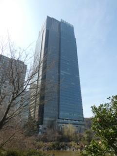 東京ミッドタウン写真