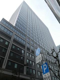 京橋トラストタワー写真