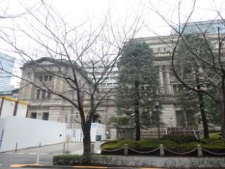 日本銀行本店写真
