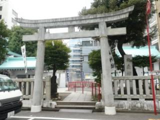 椙森神社写真