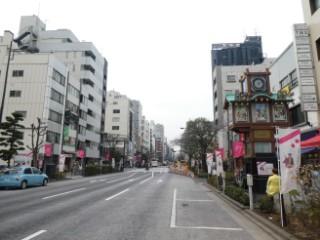 人形町商店街写真