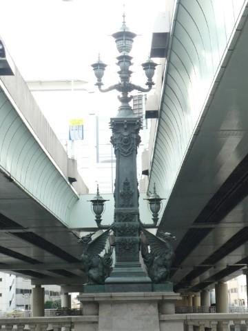 日本橋・道路元標地点写真