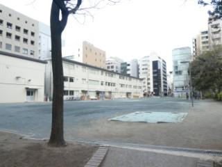 阪本小学校校舎写真