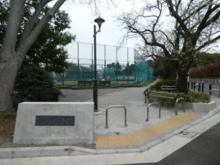 和田堀公園写真