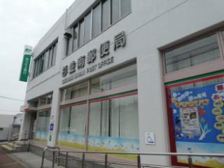 杉並南郵便局局舎写真