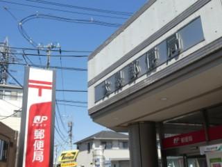 大泉郵便局局舎写真