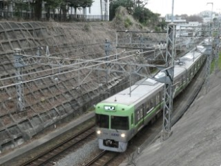 京王井の頭線写真