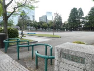 県庁前公園写真