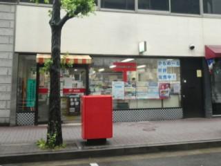 銀座西郵便局局舎写真