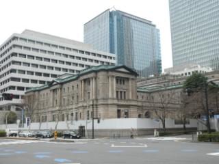 日本銀行本店本館写真