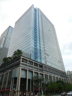 日本橋室町三井タワー写真