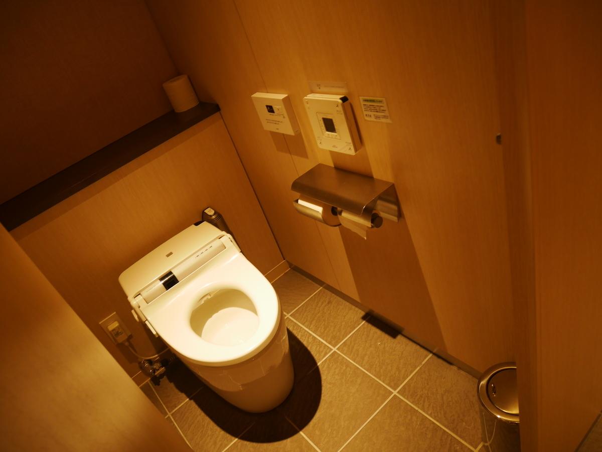 結婚式場  LUCIS(ルーキス)東天紅上野本店 化粧室 トイレ 個室 多目的トイレ バリアフリー