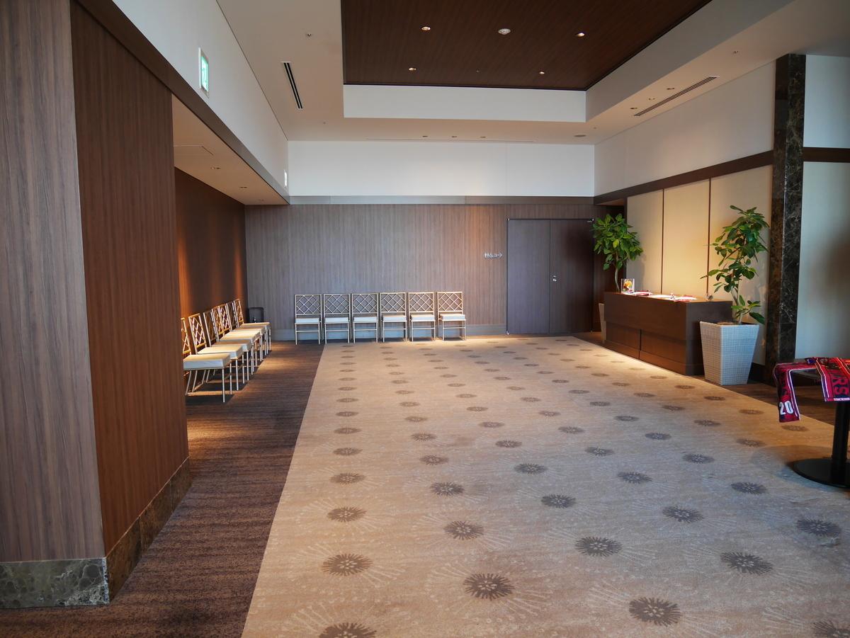 結婚式場  LUCIS(ルーキス)東天紅上野本店     THE LUCIS ザ ルーキス ウェルカムスペース 受付エリア