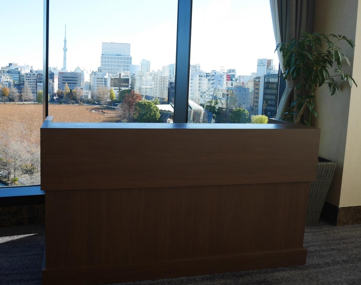 結婚式場  LUCIS(ルーキス)東天紅上野本店 SOLROOM ソールルーム 披露宴会場 ウェルカムスペース
