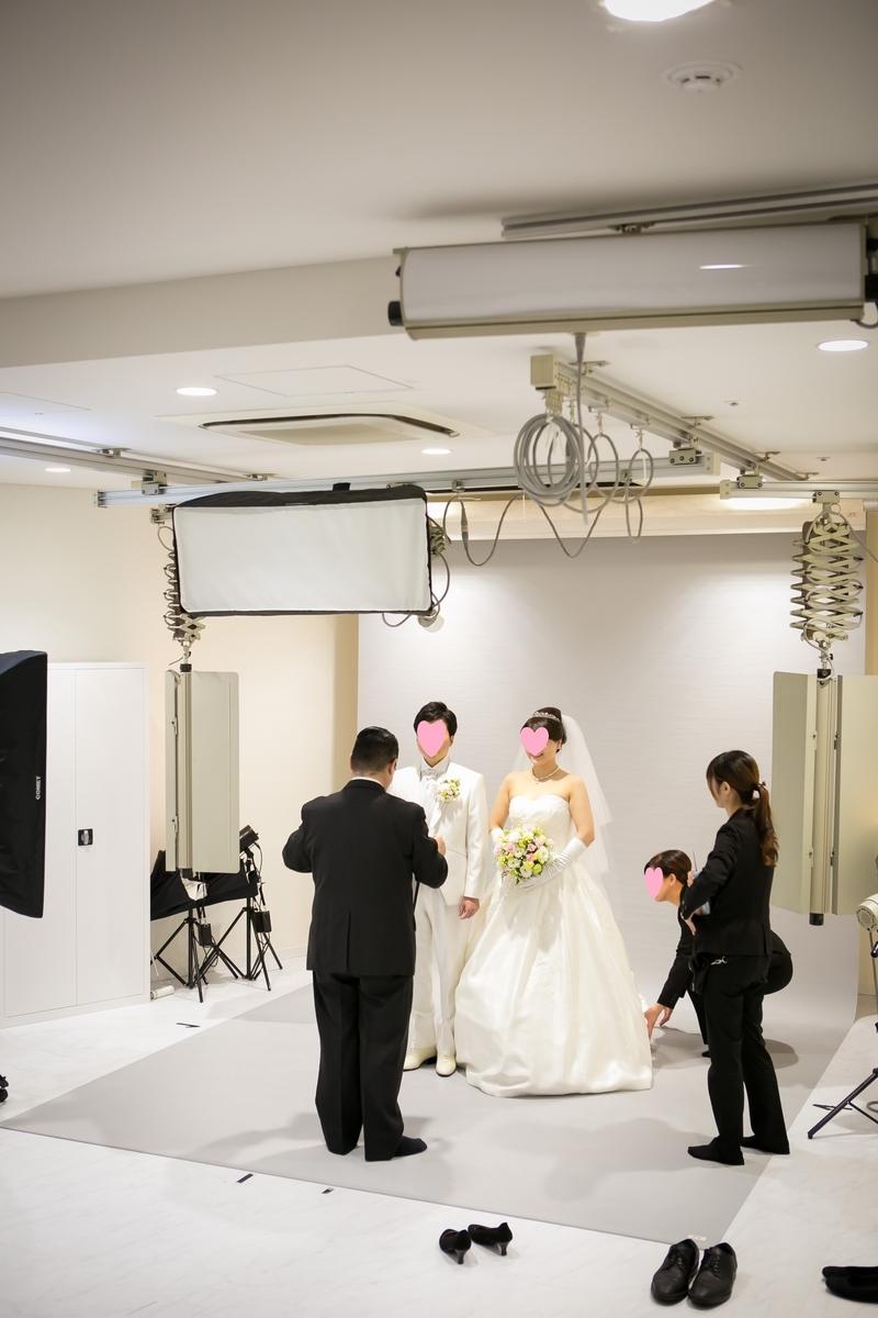 結婚式 写真 新郎新婦 ルーキス 東天紅