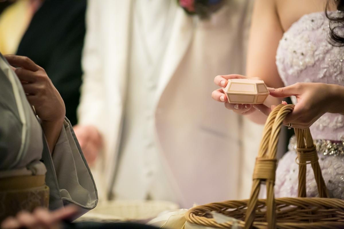 結婚式 披露宴 ゲスト 見送り プチギフト
