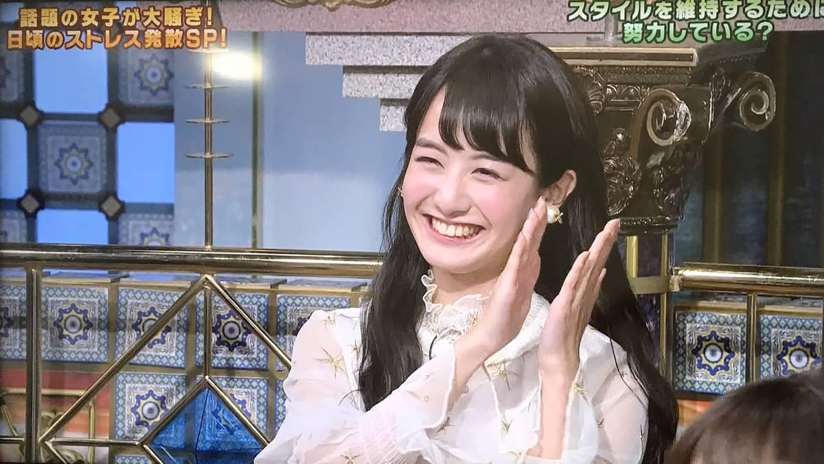 中川梨花がブリっ子で可愛い?彼氏や大学、アイドル時代の過去など!