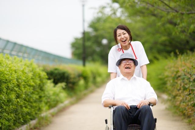 介護職は楽しい仕事