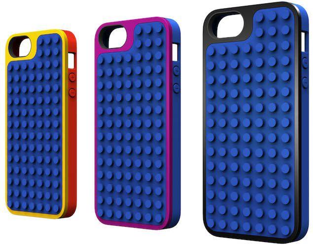 【国内正規代理店品】belkin ベルキン iPhone5s/5用 世界初! LEGO公式ケース ブラック F8W283qeC02