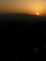 [夕焼け]京都タワーより