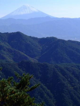 昇仙峡 パノラマ台