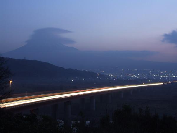富士川SA(下り)