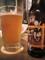 ざる印 そばビール