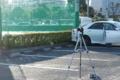 [車]集合写真を撮るカメラ